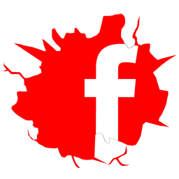 Cracked-Facebook-Logo.png [256x256px]